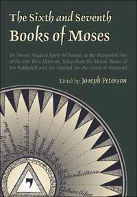 Sixth & Seventh Books of Moses